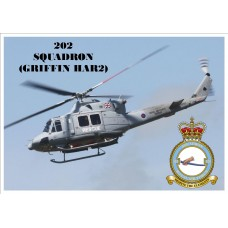 202 SQUADRON GRIFFIN) KEYRING/FRIDGE MAGNET/BOTTLE OPENER