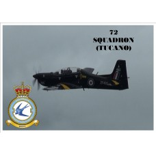 72 SQUADRON (TUCANO) KEYRING/FRIDGE MAGNET/BOTTLE OPENER