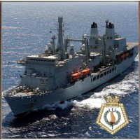 RFA FORT VICTORIA COASTER
