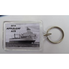 RFA APPLELEAF KEYRING/FRIDGE MAGNET/BOTTLE OPENER