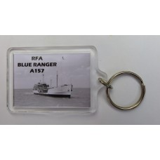 RFA BLUE RANGER KEYRING/FRIDGE MAGNET/BOTTLE OPENER