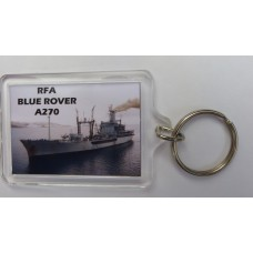 RFA BLUE ROVER KEYRING/FRIDGE MAGNET/BOTTLE OPENER