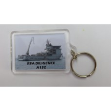 RFA DILIGENCE KEYRING/FRIDGE MAGNET/BOTTLE OPENER