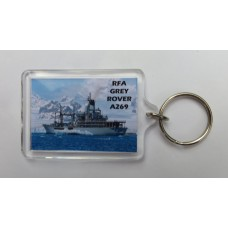 RFA GREY ROVER KEYRING/FRIDGE MAGNET/BOTTLE OPENER