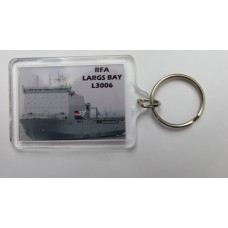 RFA LARGS BAY KEYRING/FRIDGE MAGNET/BOTTLE OPENER