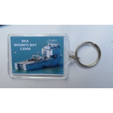 RFA MOUNTS BAY KEYRING/FRIDGE MAGNET/BOTTLE OPENER