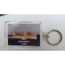 RFA RESOURCE KEYRING/FRIDGE MAGNET/BOTTLE OPENER