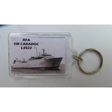 RFA SIR CARADOC KEYRING/FRIDGE MAGNET/BOTTLE OPENER