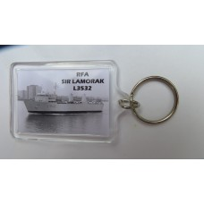 RFA SIR LAMORAK KEYRING/FRIDGE MAGNET/BOTTLE OPENER