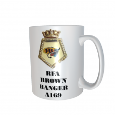 RFA BROWN RANGER MUG