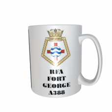 RFA FORT GEORGE MUG