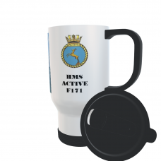HMS ACTIVE F171 TRAVEL MUG