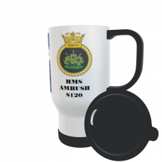 HMS AMBUSH S120 TRAVEL MUG