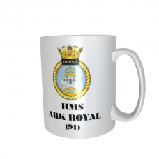 HMS ARK ROYAL 91 MUG