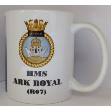 HMS ARK ROYAL R07 MUG