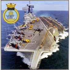 HMS ARK ROYAL R09 COASTER