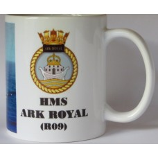HMS ARK ROYAL R09 MUG