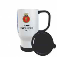 HMS INTREPID L11 TRAVEL MUG
