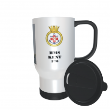 HMS KENT F78 TRAVEL MUG
