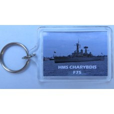 HMS CHARYBDIS F75 68-79 KEYRING/FRIDGE MAGNET/BOTTLE OPENER