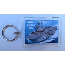 HMS EAGLE R05 KEYRING/FRIDGE MAGNET/BOTTLE OPENER