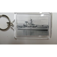 HMS JUPITER F60 69-80 KEYRING/FRIDGE MAGNET/BOTTLE OPENER