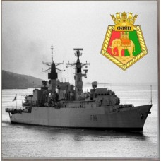 HMS COVENTRY F98 COASTER