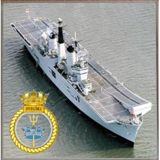 HMS INVINCIBLE R05 COASTER