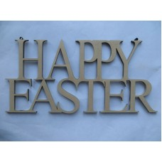 HAPPY EASTER SIGN 2