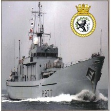 HMS ANGLESEY P227 COASTER